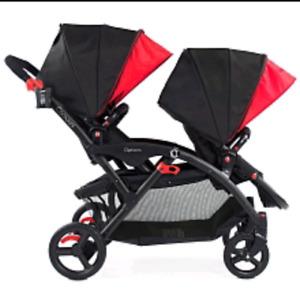 Contour options elite double stroller