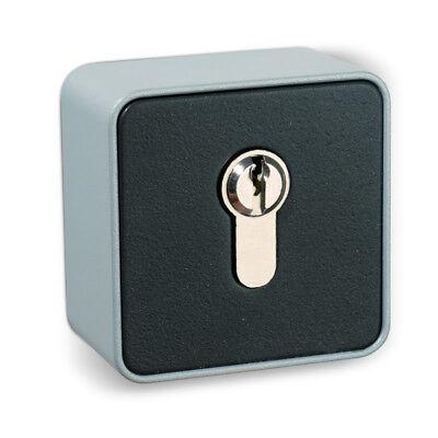 Schlüsselschalter auf Putz 1 seitig | für Hörmann BFT Marantec Tousek Torantrieb
