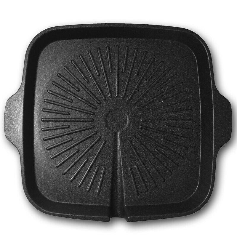 Stove Top Grill - Smokeless Indoor Nonstick, Korean BBQ Grid