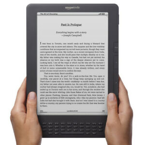 "Kindle DX, keyboard, 9.7"" E Ink Display, Free 3G Works Globally"