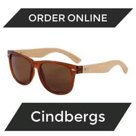 Free Men's & Women's Natural Wooden Sunglasses