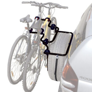 Bike Rack (over the spare tire)