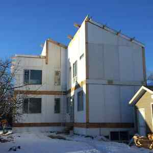 Structural Insulated Panel for new build, garages, additions. Yukon image 6