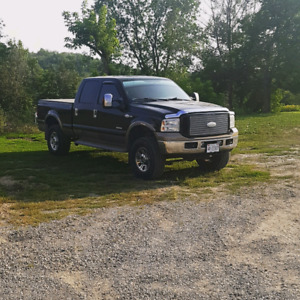 2006 F250 King Ranch Bullet Proofed!