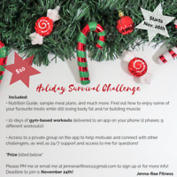 21-Day Holiday Survival Challenge