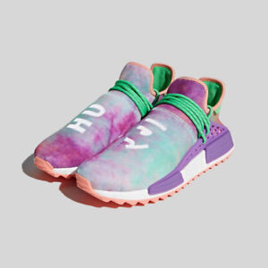 """Pharrell  """"Holi Chalk Coral"""" Trail NMD, DS, Size 9~"""