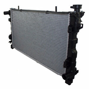 MERCEDES BENZ RADIATORS AND AC CONDENSERS