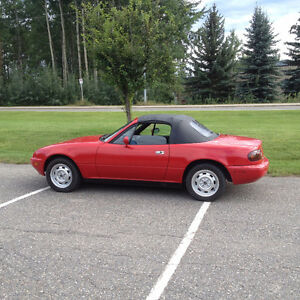 1990 Mazda Miata with only 107000km