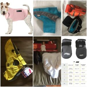 Brand New - Pet Clothing - Coats, Boots, Lifejackets