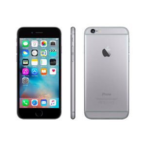 IPhone 6 space grey 64g