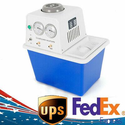 Desktop Circulating Water Vacuum Pump 60lmin Lab Chemistry Equipment 180w 110v