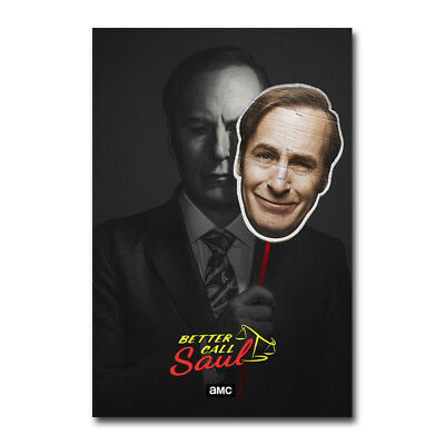 Better Call Saul  Season 4 2018 TV Art Canvas Poster Print 12x18 32x48