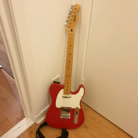 Fender Telecaster, 1995 (Mexican) electric guitar