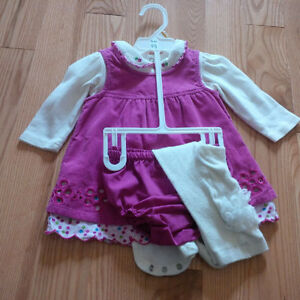 Girls 6m outfit - Please Mum