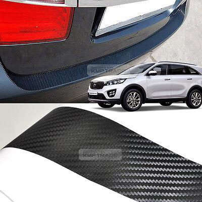 Luxury Gear Panel Black Carbon Decal Sticker for KIA 2015-2019 Sorento UM