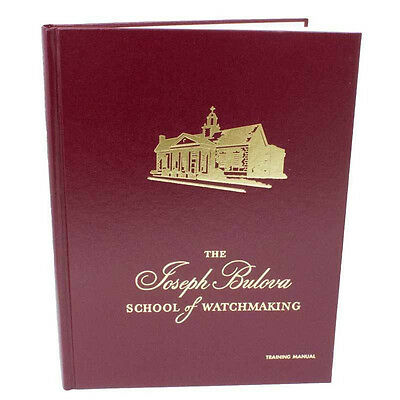 *Watch Repair Course* Bulova School of Watchmaking  - 300+ Pages - CD-ROM