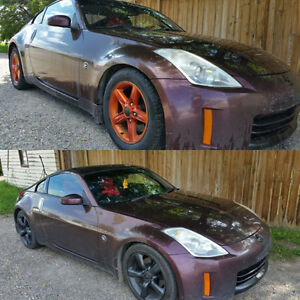 """""""REDUCED"""" 2006 Nissan 350Z Enthusiast Coupe (2 door)"""