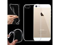 Apple iPhone 5/5s silicone case cover