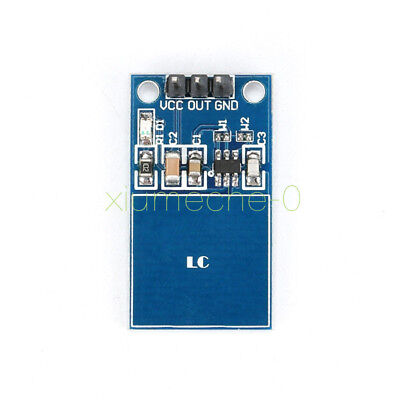 New Ttp223 Capacitive Touch Switch Digital Touch Sensor Module For Arduino