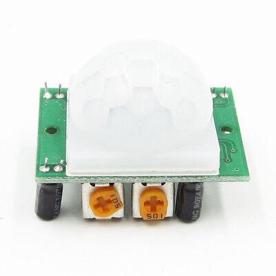 Human Infrared Sensor Module Adjust Ir Pyroelectric Detector Hc-sr501 Bbc