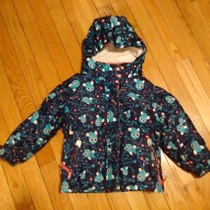 Girl's 3T Etirel Winter Coat