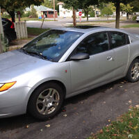 2004 Saturn ION Midlevel Coupe (2 door)