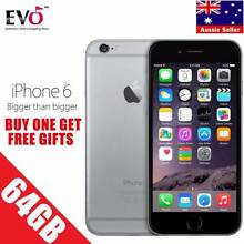 New Unlocked Apple iPhone 6 64GB Smartphone Mobile Phone Space Gr Melbourne CBD Melbourne City Preview