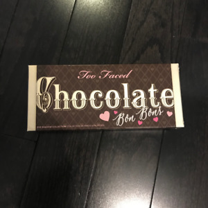 Brand New Too Faced Chocolate Bon Bons Palette for Sale!