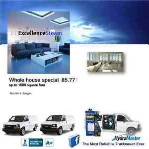 ET EXCELLENCE carpet cleaning service truckmounted. London Ontario image 4