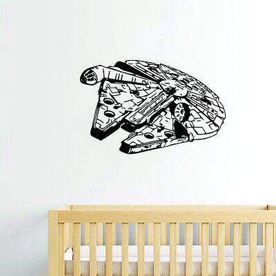 Star Wars Wall Decor Removable Vinyl Decal Kids Wall Sticker Home Art DIY IV