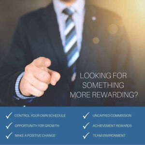 SALES PROFFESIONALS NEEDED