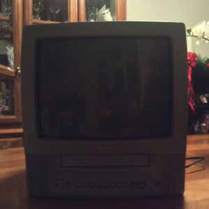 Toshiba TV with built in VCR