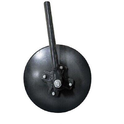 Disc Hiller 12 Blade - 4 Hole Hub With 16 Shank 33132 Farmer Bobs Parts