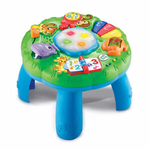 LeapFrog Learning Table-Infant -Toddler-Unisex,Musical,Learning
