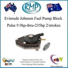 Evinrude Johnson Fuel Pump 9.9hp-thru-235hp Block Pulse # 433387 Helensvale Gold Coast North Preview