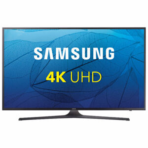 "BRAND new SEALED Samsung 75"" 4K UHD smart TV UN75JU6500 sale!"