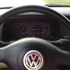 1999 Volkswagen Cabrio Convertible