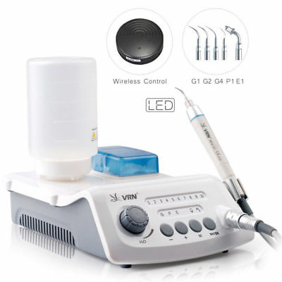 Dental Ultrasonic Piezo Scaler Vrn-a8 Automatic Water Supply With Led Handpiece