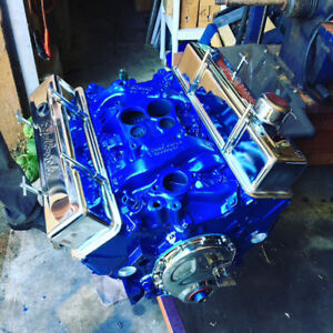 350 4 bolt Chevy Motor FOR SALE