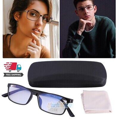 Gaming Glasses Blue Light Blocking UV400 Computer Phone Laptop for Men & - Lighted Glasses