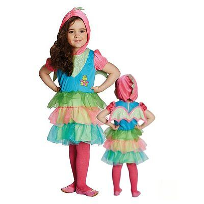 RUB 12917 Kostüm Mädchen Babydrache Drache Dino 104 116 128 140 Kinderkostüm (Baby Mädchen Drachen Kostüm)