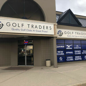 **Save Huge $$$ On Your Favorite Golf Brands At Golf Traders!**
