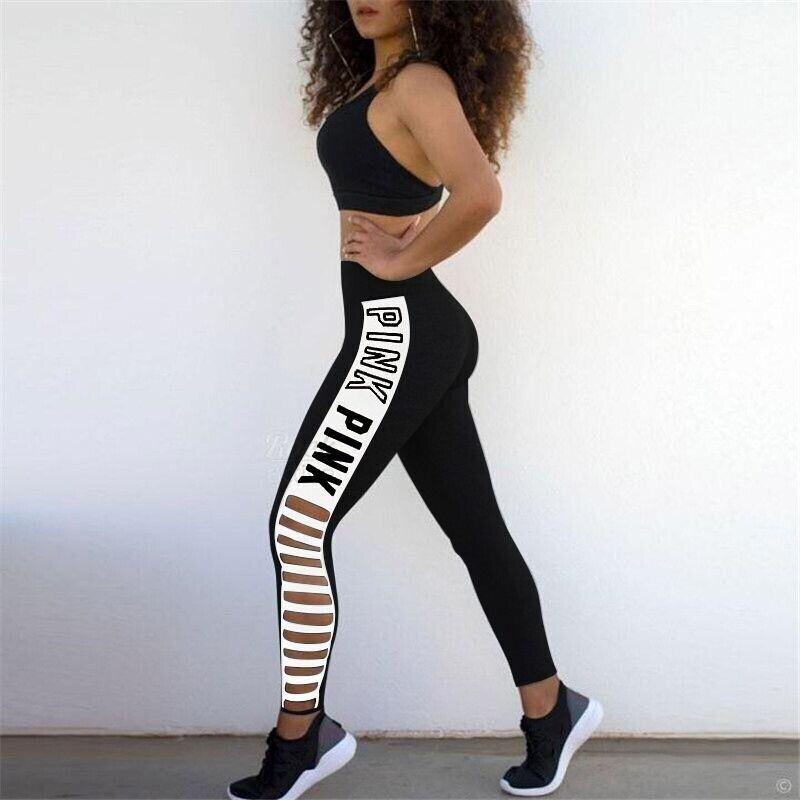 Womens Seamless leggings High Waist Slim Yoga Pants Hollow out Yoga Leggings Work out Running Trousers
