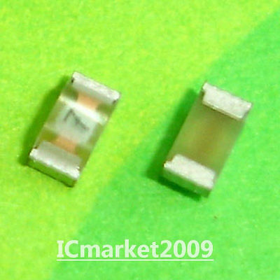 10 Pcs 7a 1206 Littelfuse Fast Acting Smd Fuse 7.0 Ampere Surface Mount Fuses