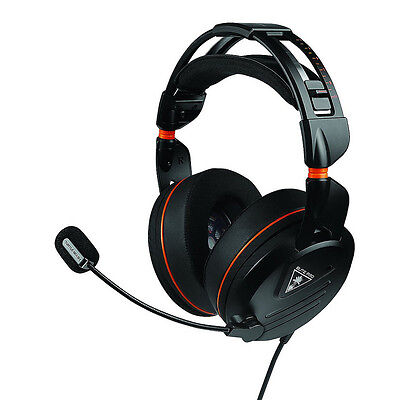 Turtle Beach Elite Pro Tournament (for PS4 Xbox One PC) Wired Gaming Headset -VG