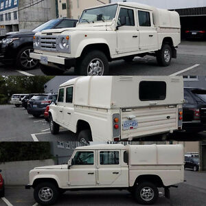 1997 Land Rover Defender 130 High Capacity SUV, Crossover
