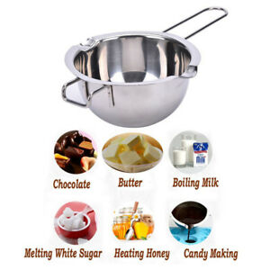 Stainless Steel Melting Pot Double Boiler for Butter Chocolate Baking Tool Uniqu