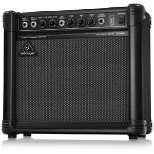 "15-Watt Keyboard Amplifier with VTC-Technology and 8"" BUGERA Spe"
