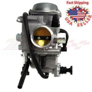 Carburetor Carb For Honda ATC250 TRX250 TRX300 TRX350 TRX400 TRX450  ES/FE/TM USA