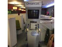 Dreamcast pod